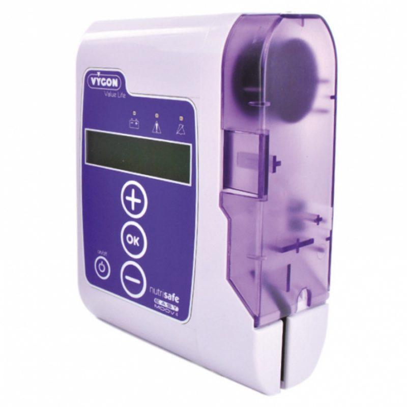 EasyMoov - Pompa per nutrizione enterale per pazienti mobili