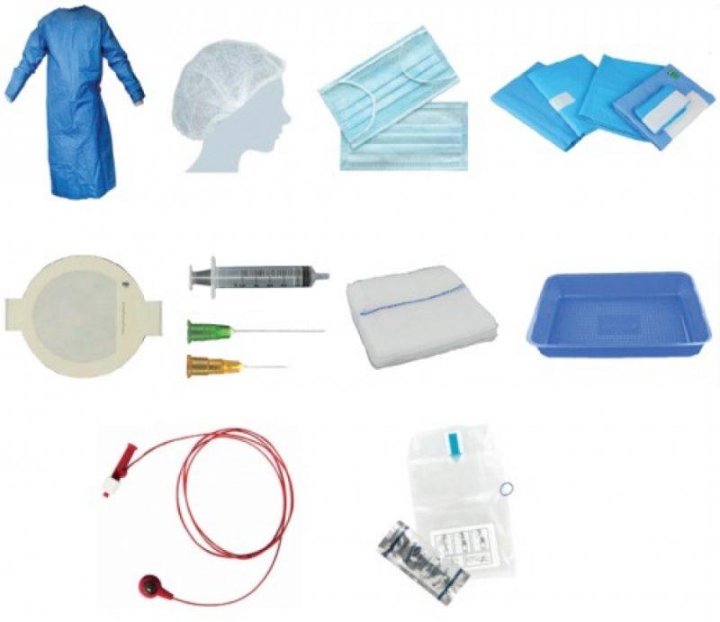 Kit introduzione PICC RM01