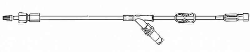 Prolunga tristrato con Bionector e derivaz. laterale
